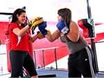 Re-Creation Health Clubs Braeside Gym Boxing Enjoy a boxing cardio workout