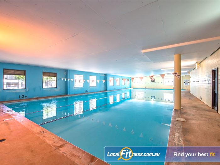 Goodlife Health Clubs Swimming Pool Perth  | Enjoy the indoor Mount Lawley swimming area.