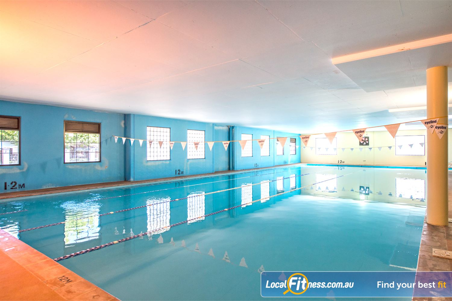 Goodlife Health Clubs Mount Lawley Goodlife provides an on-site indoor Mount Lawley swimming pool.