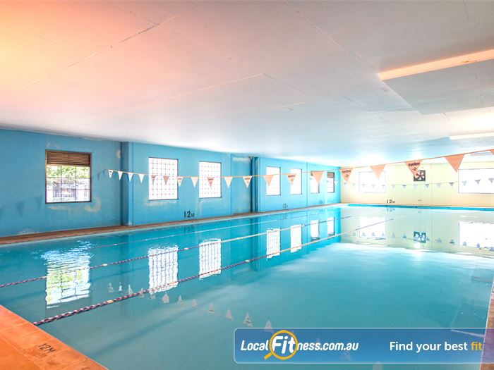 Goodlife Health Clubs Swimming Pool Perth  | Goodlife provides an on-site indoor Mount Lawley swimming