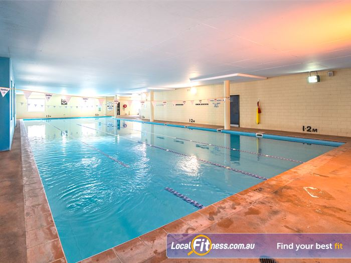 Goodlife Health Clubs Swimming Pool Perth  | Our Mount Lawley swimming pool includes a multiple