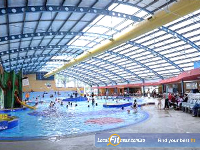 Whitlam leisure centre lurnea gym swimming the aqua Swimming pools in liverpool with slides