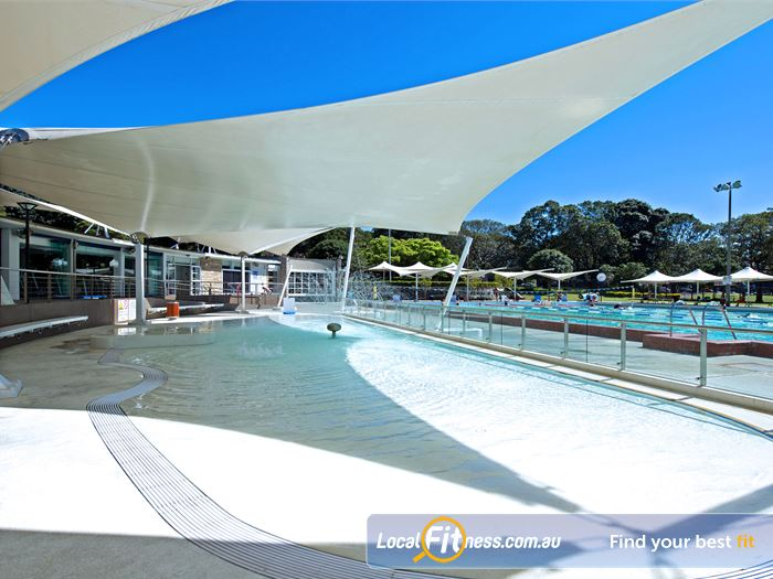 Victoria Park Pool Swimming Pool Chatswood  | Our splash pool for the toddlers.