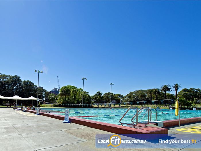 Victoria Park Pool Summer Hill Gym Swimming Camperdown Learn to Swim