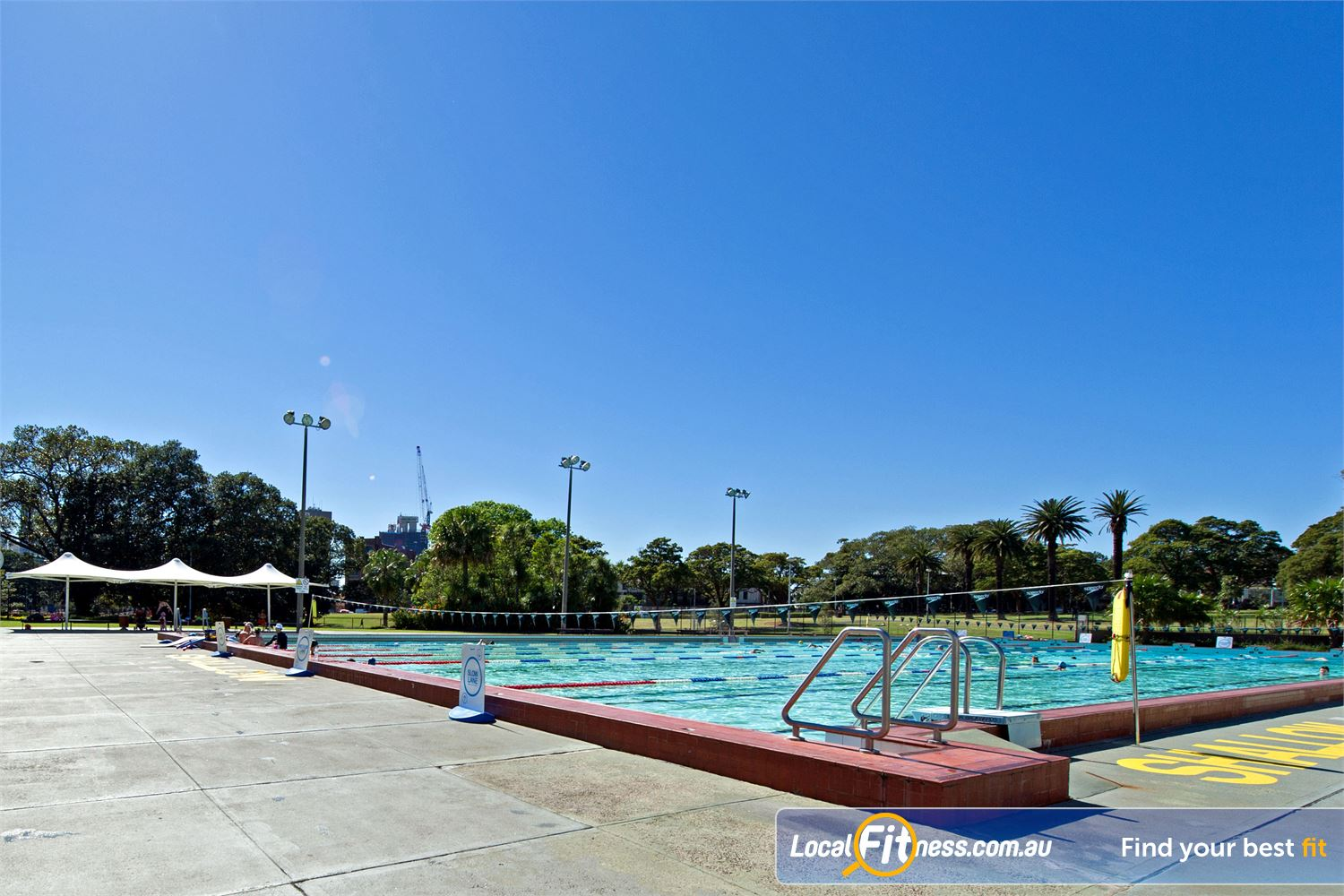 Victoria Park Pool Near Summer Hill Camperdown Learn to Swim program are great for the kids.