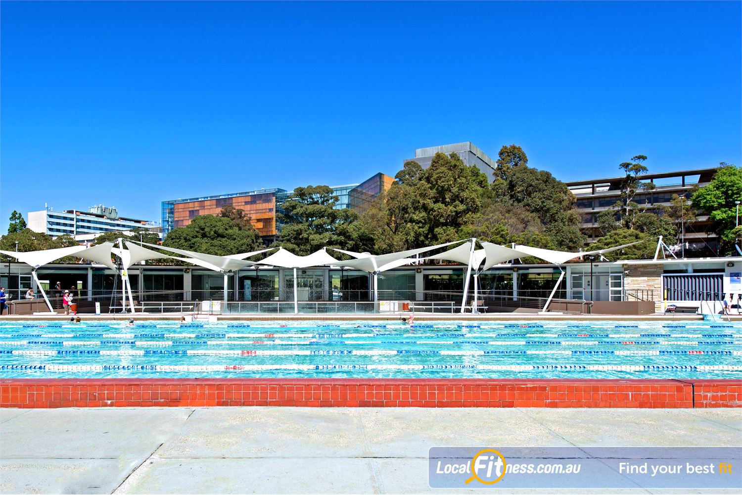 Victoria Park Pool Near Marrickville Lap lane swimming available all year round.