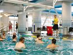 TRAC provides a full range of aquatic classes.