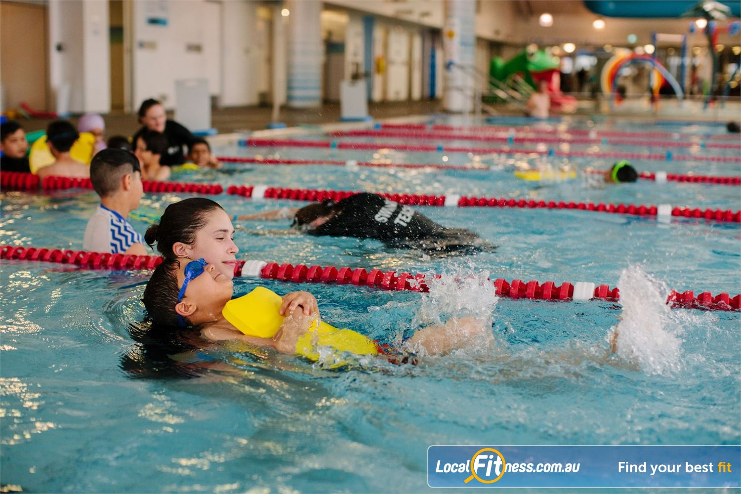aa09d95584adf6 Thomastown Recreation and Aquatic Centre Gym Sports Thomastown ...