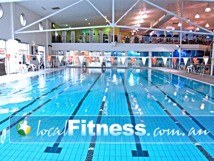 Fitness First Swimming Pool Campbelltown A Relaxing Environment For Lap Swimming In Campbelltown