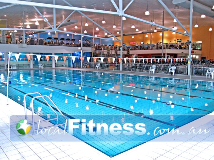 Fitness First Swimming Pool Near Englorie Park Scenic Campbelltown Pool Views Can Be Seen From