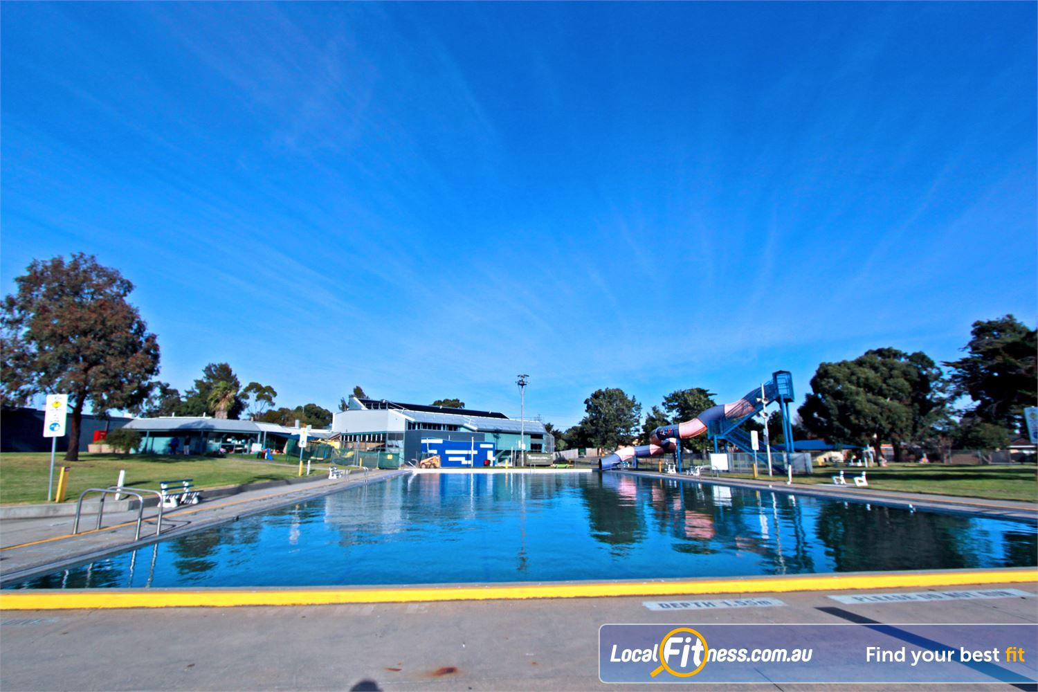 East Keilor Leisure Centre Near Keilor Park Our facilty provides an Olympic size outdoor East Keilor swimming pool.