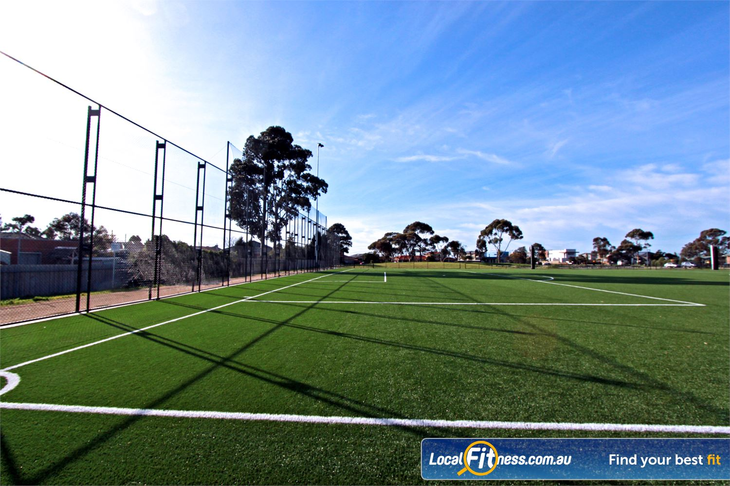 East Keilor Leisure Centre Near Niddrie We boast a FIFA One star rated synthetic East Keilor soccer pitch with lights.
