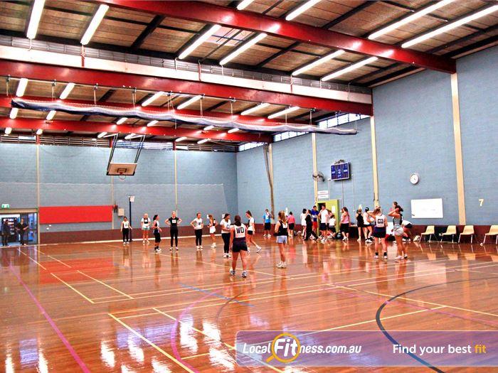 Macquarie University Sport & Aquatic Centre Macquarie Park Gym Sports Macquarie University Netball and