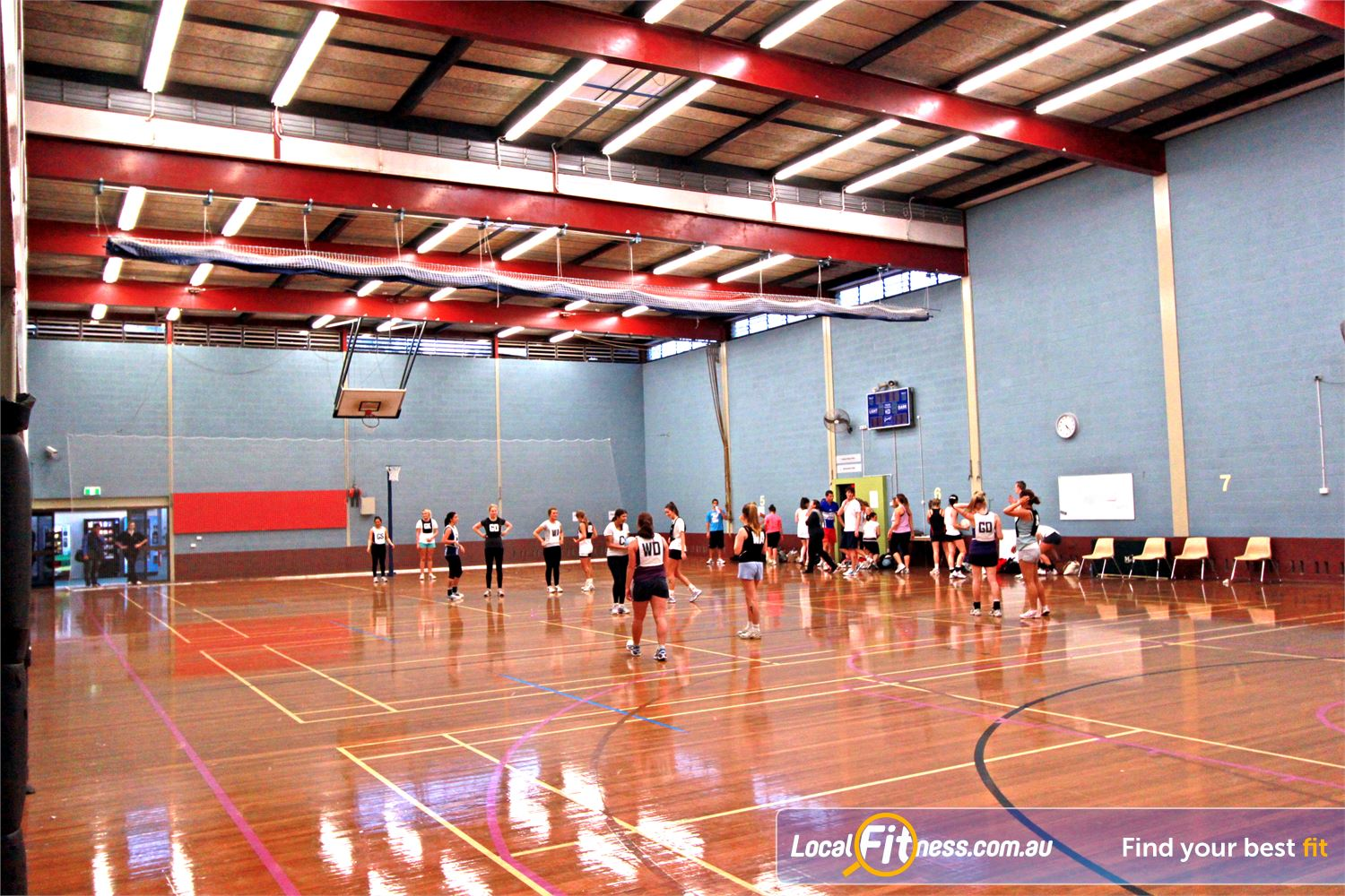 Macquarie University Sport & Aquatic Centre Macquarie Park Macquarie University Netball and basketball Competitions are open to everyone.