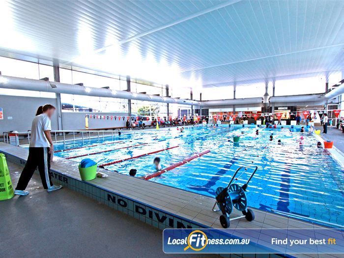 Macquarie University Sport & Aquatic Centre Macquarie Park Gym Sports State of the art aquatic