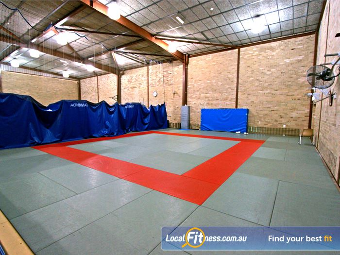 Macquarie University Sport Aquatic Centre Martial Arts Room Macquarie Park Macquarie