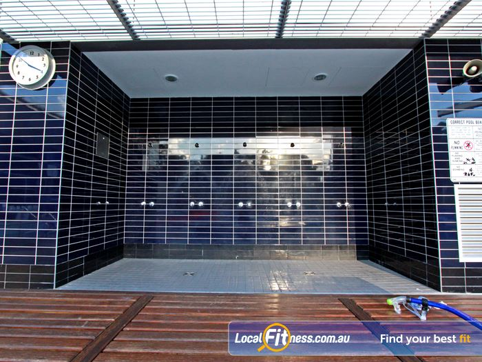 Macquarie University Sport Aquatic Centre Swimming Pool Near Marsfield Convenient Shared