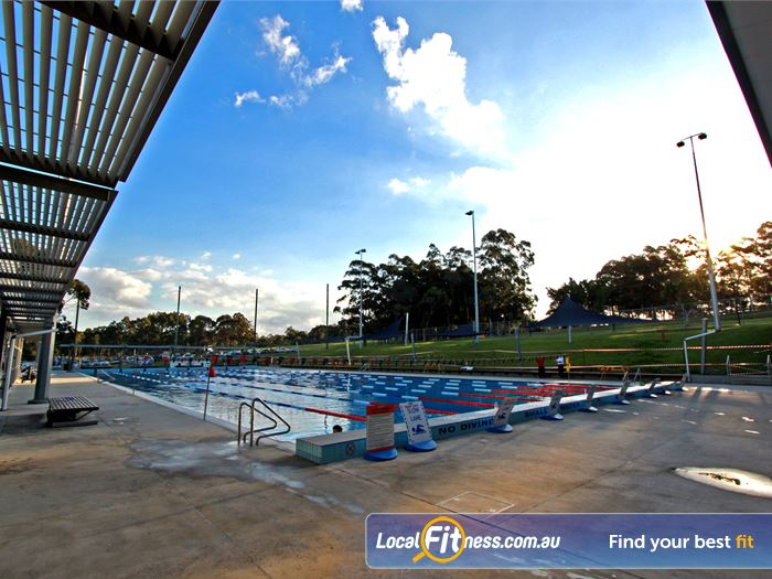 Macquarie University Sport Aquatic Centre Outdoor Pool Macquarie Park Enjoy Our Scenic