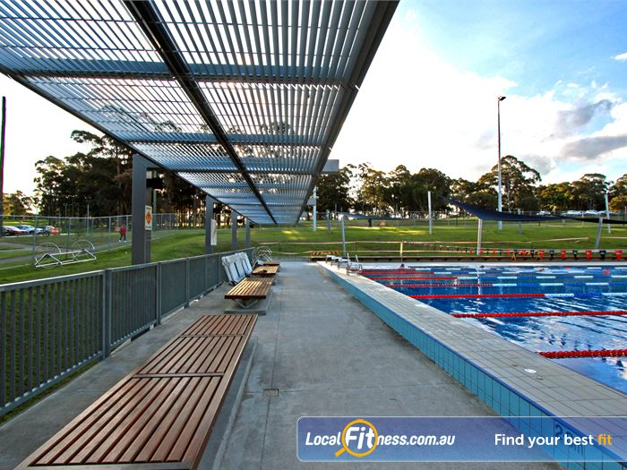 Macquarie University Sport Aquatic Centre Outdoor Pool Near North Ryde Providing An