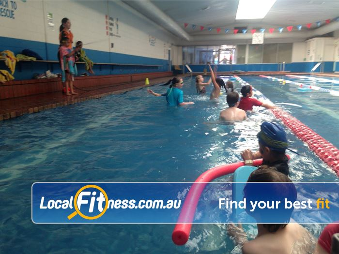 Mill park swimming pools free swimming pool passes - Pools on the park swimming lessons ...