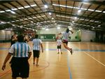 Indoor Volleyball is a popular sport at Leisure