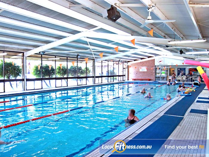 Goodlife Health Clubs West Lakes Shore Gym Swimming Join in the fun of aqua