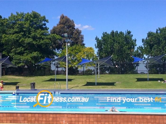 Caulfield Recreation Centre Caulfield Gym Outdoor Enjoy lap lane swimming at the