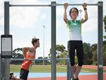 Waurn Ponds Fitness Centre Waurn Ponds Gym Sports The new outdoor training area.