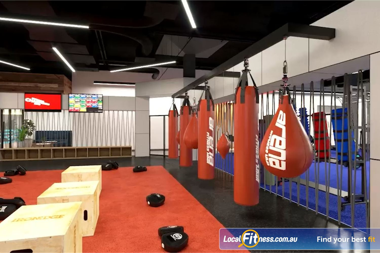 Goodlife Health Clubs Near Torrington Regular gym workouts don't compare to the experience inside an Arena Fitness studio.