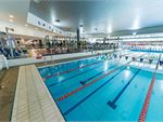 Fitness First Platinum Chatswood Gym Swimming Workout while your kids learn