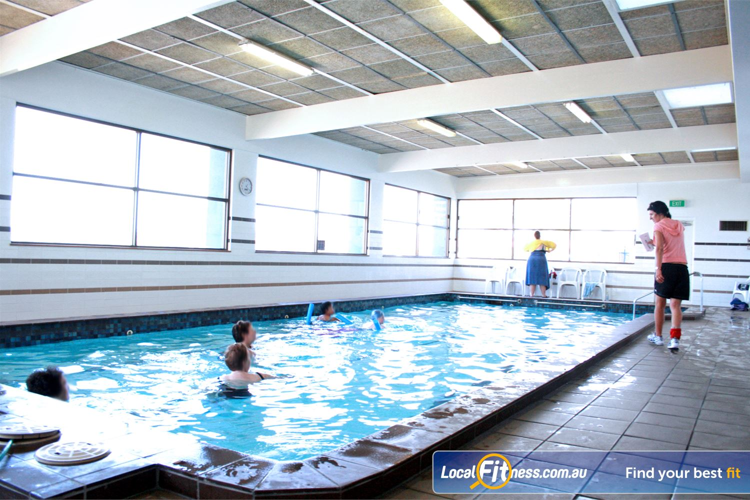 Goodlife Health Clubs Hoppers Crossing Try one of our aquatic classes.