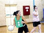 Belmont Oasis Leisure Centre Cloverdale Gym Sports Netball competition run for all