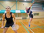 Belmont Oasis Leisure Centre Belmont Gym Sports Join a Belmont Badminton
