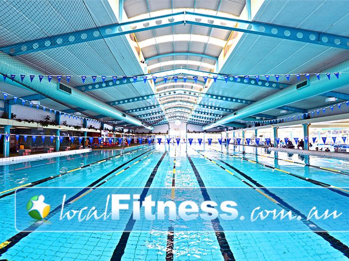 Belmont Oasis Leisure Centre Swimming Pool Perth  | Olympic size indoor Belmont swimming pool.