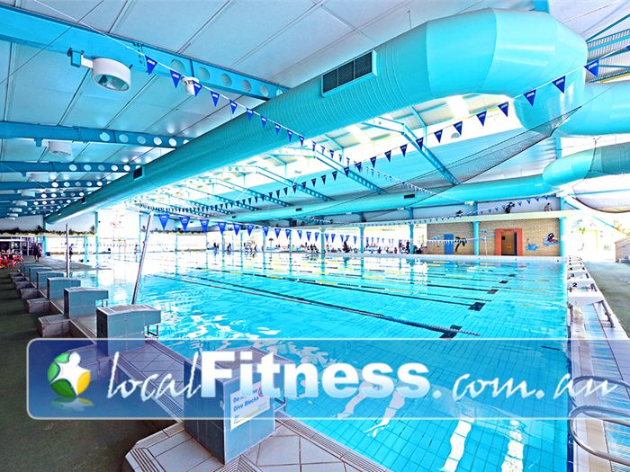Belmont Oasis Leisure Centre Swimming Pool Perth  | Our Belmont swimming pool provides multiple lanes for
