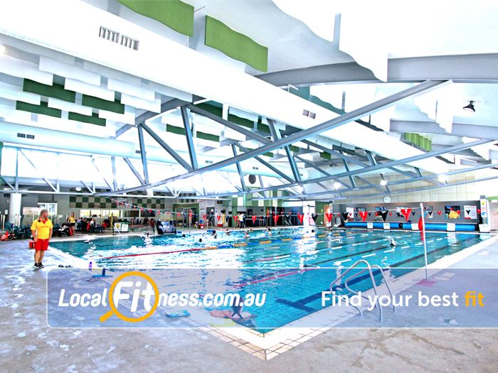 Ashburton Pool & Recreation Centre Swimming Pool Waverley Park  | Lap lane swimming available in our indoor or