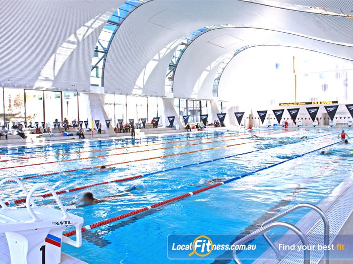 Ian Thorpe Aquatic Centre Swimming Pool Sydney  | The iconic $40 million Ian Thorpe Aquatic Centre