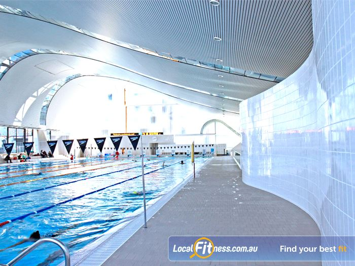 Ian Thorpe Aquatic Centre Swimming Pool Sydney  | The Sydney Ultimo swimming pool is housed in