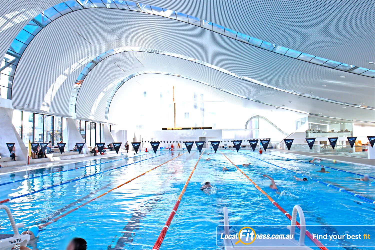 Ian Thorpe Aquatic Centre Ultimo Gym Free 1 Day Trial Pass Free 1 Day Group Fitness Class Pass