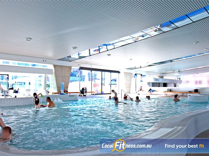 Ian Thorpe Aquatic Centre Swimming Pool Near Pyrmont The Heated Leisure Pool At The Ian Thorpe