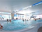 Ian Thorpe Aquatic Centre Pyrmont Gym Swimming The heated leisure pool at the
