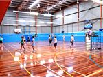 Diamond Valley Sports & Fitness Centre Saint Helena Gym Sports Offering multiple badminton