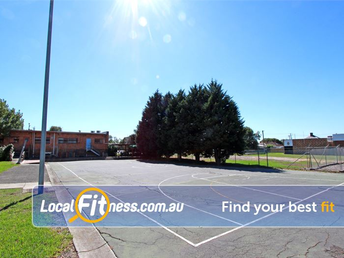 RecWest Footscray Outdoor sports fields for futsal and more.