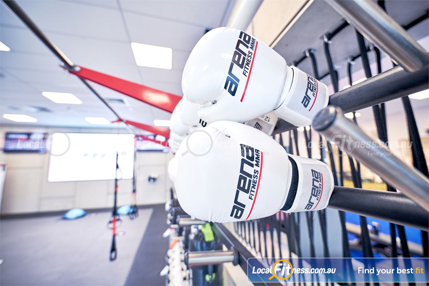 Goodlife Health Clubs Near Robina Town Centre Boxing & MMA merged into intense coach-led circuits.