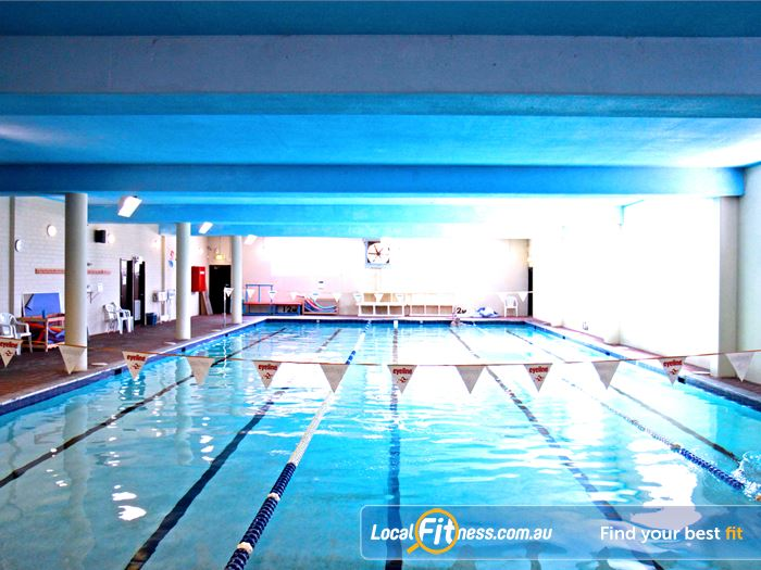 Goodlife Health Clubs Swimming Pool Bibra Lake 25 M Indoor Bibra Lake Swimming Pool