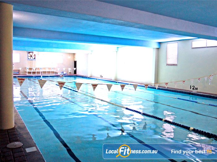 Goodlife Health Clubs Swimming Pool Perth  | Heated Bibra Lake swimming pool for your comfort.