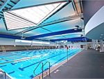 WaterMarc Aquatic & Leisure Centre Saint Helena Gym Sports A moveable boom that can create