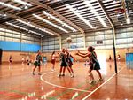 Five Dock provides multi-sport courts for basketball, netball,