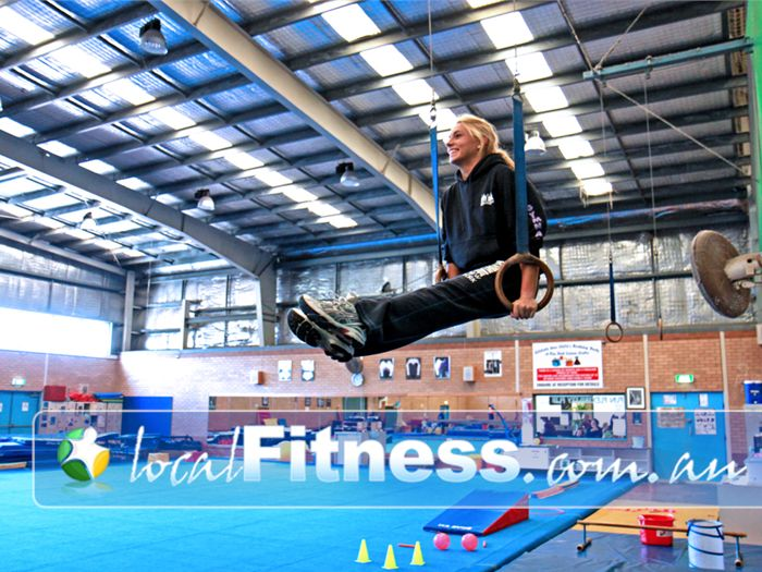 Five Dock Leisure Centre Five Dock We work together to improve your child's gymnastics ability.