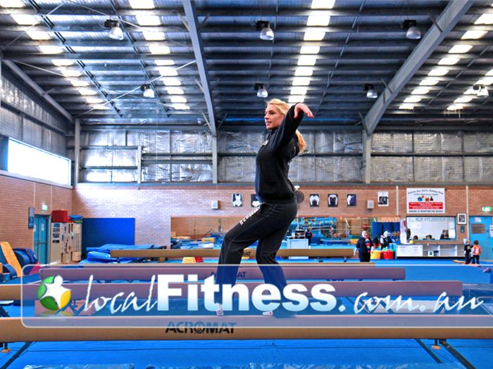 Five Dock Leisure Centre Rodd Point Gym Sports Many of our gymnastic team were